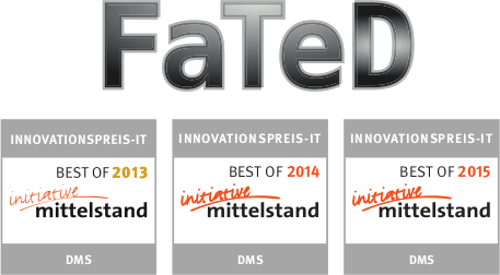 Best Of Innovationspreis IT 2013, 2014 und 2015