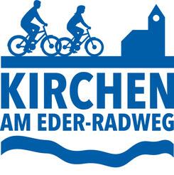 Kirchen am Eder-Radweg